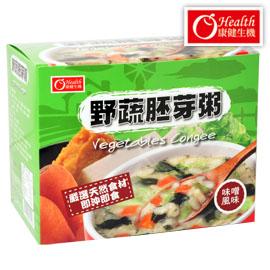 野蔬胚芽粥(盒)