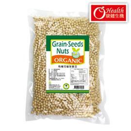 有機可催芽黃豆